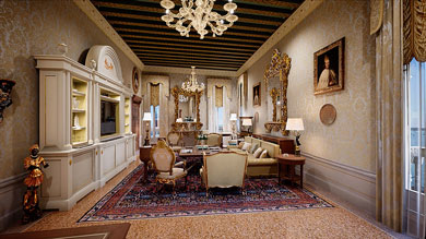 The St. Regis Rome | Designer Suite